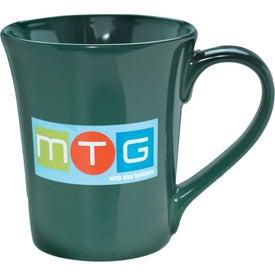 Famous Flair Mug with Your Slogan
