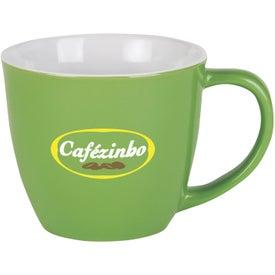 Fiesta Mug Printed with Your Logo