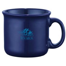 Logo Fireside Ceramic Mug