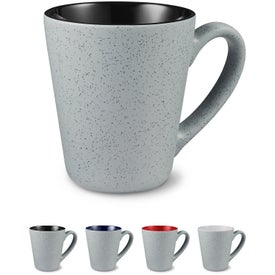Fleck and Timbre Ceramic Mug (16 Oz.)