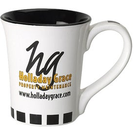 Personalized Flick Ceramic Mug