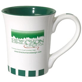 Flick Ceramic Mug for Your Church