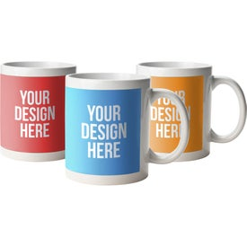 Full Color Ceramic Mugs (11 Oz.)