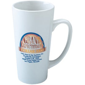 Custom Gen-X Stoneware Mug