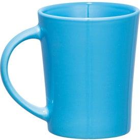 Imprinted Global Ceramic Mug
