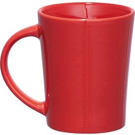 Global Ceramic Mug with Your Slogan