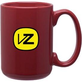 Grande Ceramic Mug Printed with Your Logo