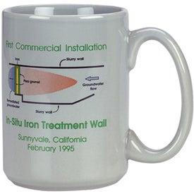 Grande Ceramic Mug for Your Company