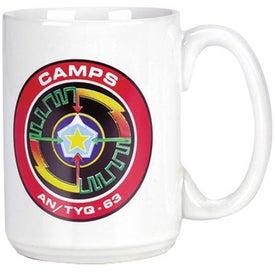 Branded Grande Ceramic Mug