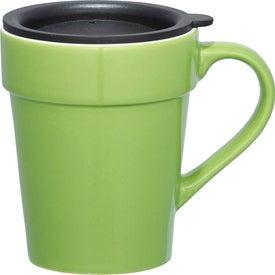 Habanera Ceramic Travel Mug for Your Company