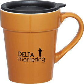 Logo Habanera Ceramic Travel Mug