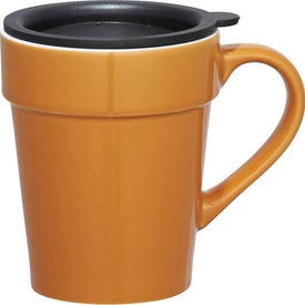 Habanera Ceramic Travel Mug for Your Church