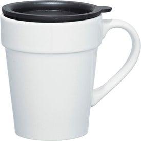 Habanera Ceramic Travel Mug for Your Organization