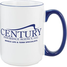 Personalized Heartland El Grande Green Mug