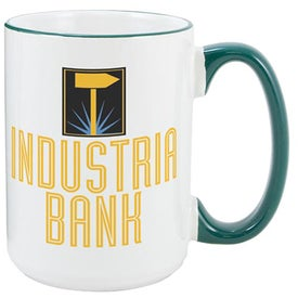Heartland El Grande Green Mug (15 Oz.)
