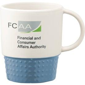 Hobnail Ceramic Mug for Your Church