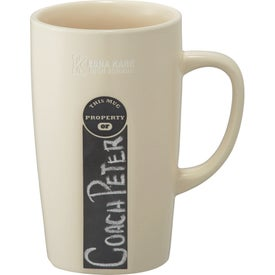 ID Chalkboard Ceramic Mug (16 Oz.)