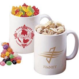 Personalized Impression Filled Coffee Mug