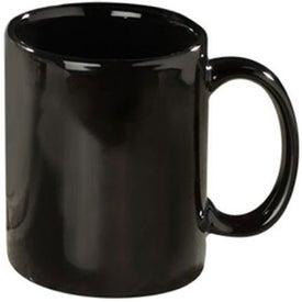 Printed Impression Filled Coffee Mug