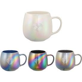 Iridescent Ceramic Mug (15 Oz.)