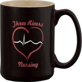 Jumbo Ceramic Mug with Your Logo