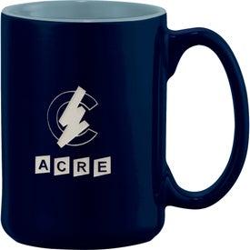 Jumbo Ceramic Mug for Marketing