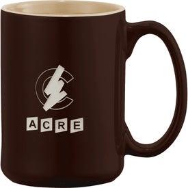 Jumbo Ceramic Mug (14 Oz.)