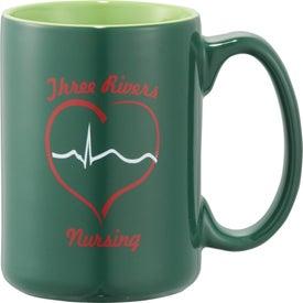 Printed Jumbo Ceramic Mug