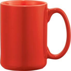 Jumbo Ceramic Mug for Your Company