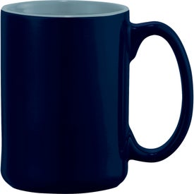 Jumbo Ceramic Mug for Advertising