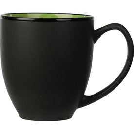 Branded Kona Joe Ceramic Mug