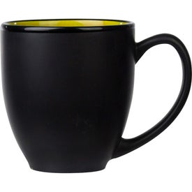 Kona Joe Ceramic Mug for Marketing