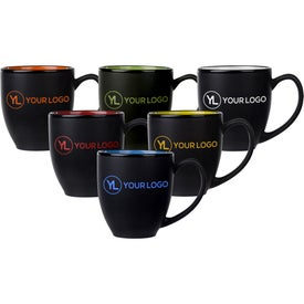 Kona Joe Ceramic Mug (14 Oz., Colors)