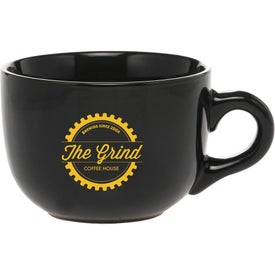 Large Cappuccino Soup Mug (23 Oz., Colors)