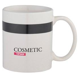Laris Ceramic Mug with Your Logo