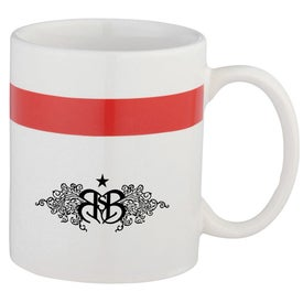 Branded Laris Ceramic Mug