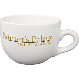 Latte Cup for Advertising