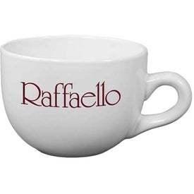 Latte Cup (White, 24 Oz.)