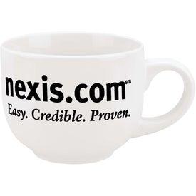 Latte Mug for Advertising