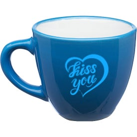 Love Is All Espresso Mugs (2 Oz.)