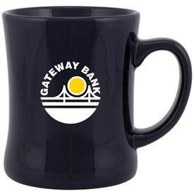 Luna Ceramic Mug for Your Organization