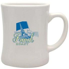 Luna Ceramic Mug for Your Company