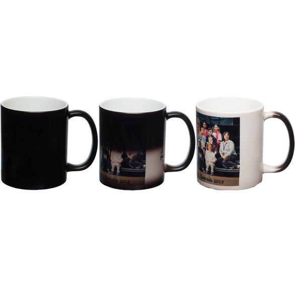 Black Magic Photo Mug