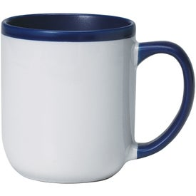 Majestic Mug (17 Oz., White)