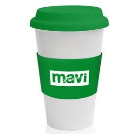 Monogrammed Manhattan Cup