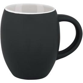 Matte Barrel Ceramic Mug for Your Church