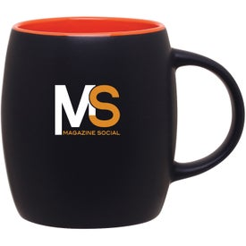 Logo Matte Black Joe Ceramic Mug