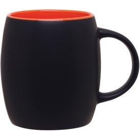 Custom Matte Black Joe Ceramic Mug