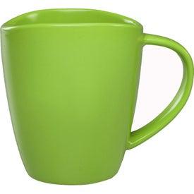 Matte Crescent Jumbo Mug (16 Oz.)