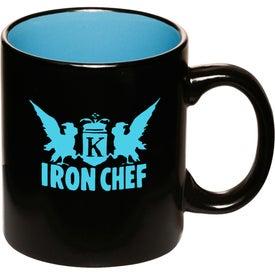 Matte Two-Tone Coffee Mug (11 Oz.)